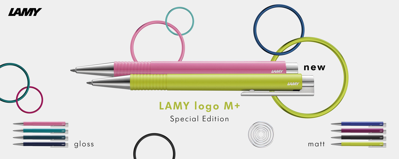 ปากกา LAMY รุ่น logo M+