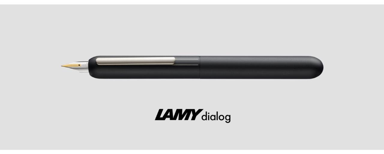 ปากกา LAMY รุ่น dialog