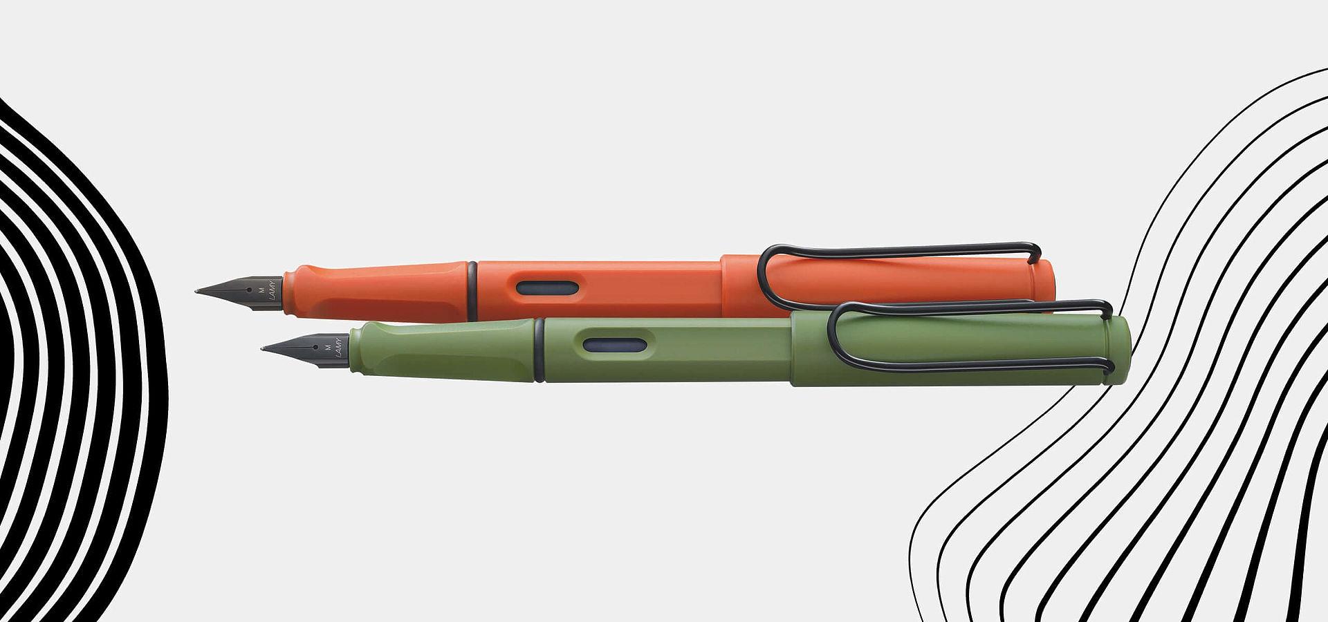 ปากกา LAMY รุ่น safari savannah